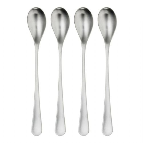 Robert Welch RW2 Satin Latte Spoons Set of 4